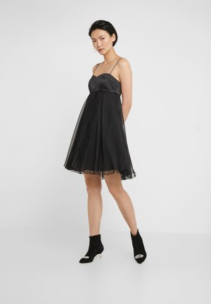 BIANCANEVE ABITO - Vestido de cóctel - black
