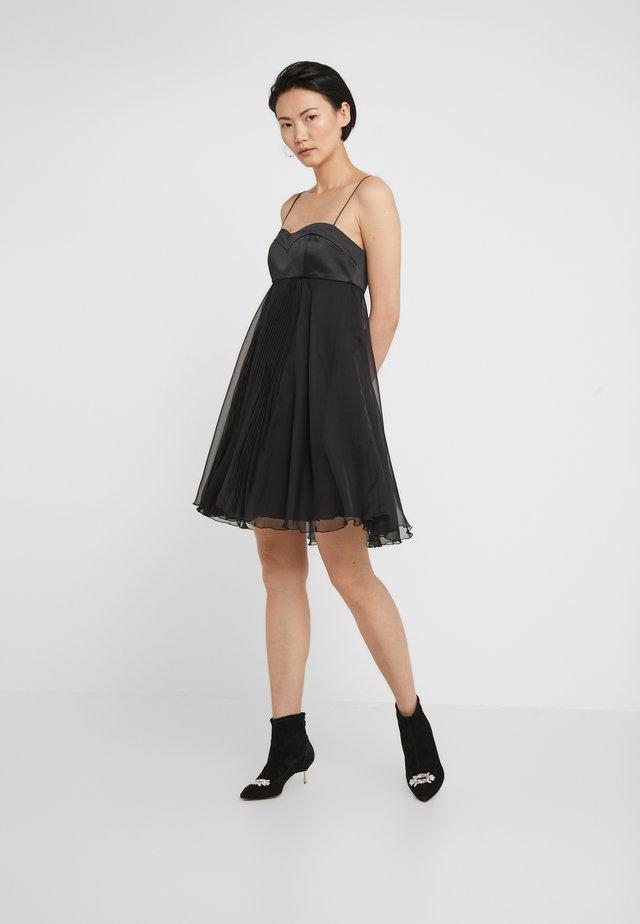 BIANCANEVE ABITO - Cocktail dress / Party dress - black