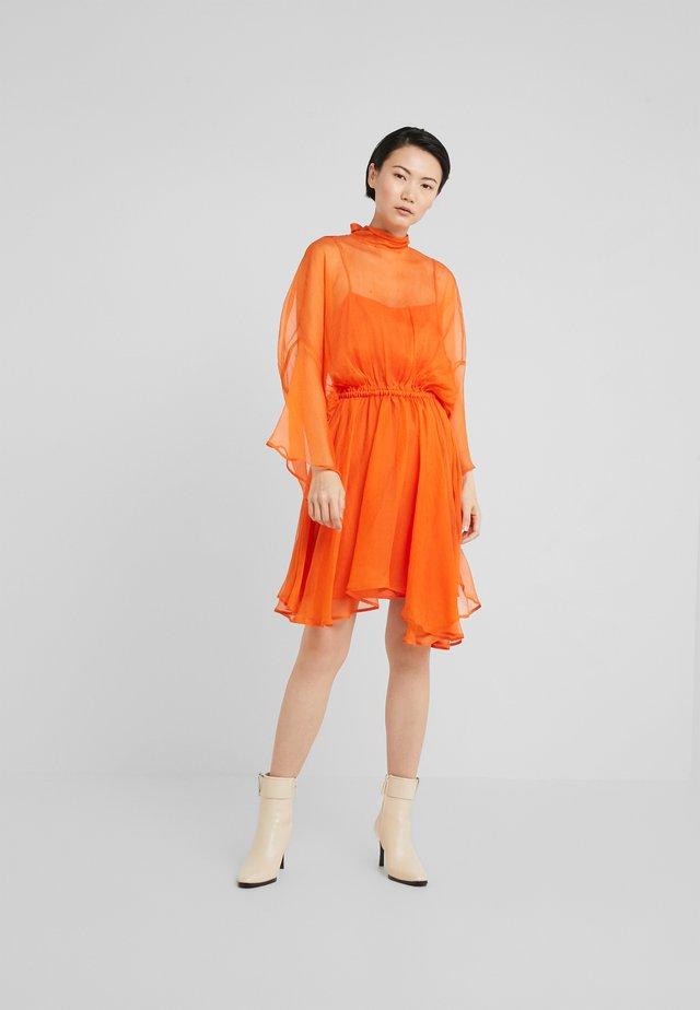 SAETTA ABITO - Cocktail dress / Party dress - orange