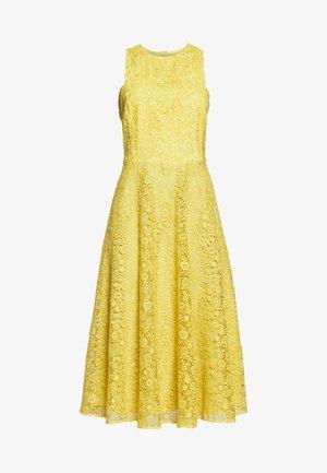 HELLO ABITO - Cocktailkleid/festliches Kleid - yellow