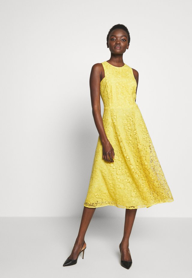 HELLO ABITO - Cocktail dress / Party dress - yellow