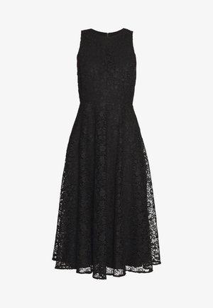 HELLO ABITO - Cocktail dress / Party dress - nero limousine