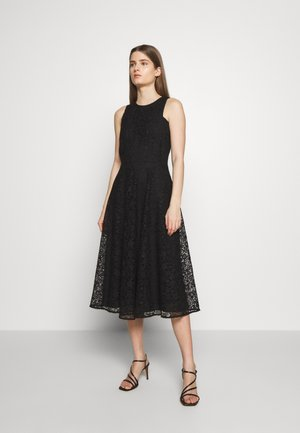 HELLO ABITO - Cocktail dress / Party dress - nero limousine