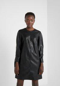 Pinko - BRANDY ABITO DRESS - Denní šaty - black - 0