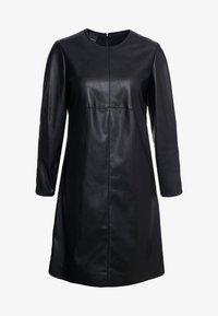 Pinko - BRANDY ABITO DRESS - Denní šaty - black - 4