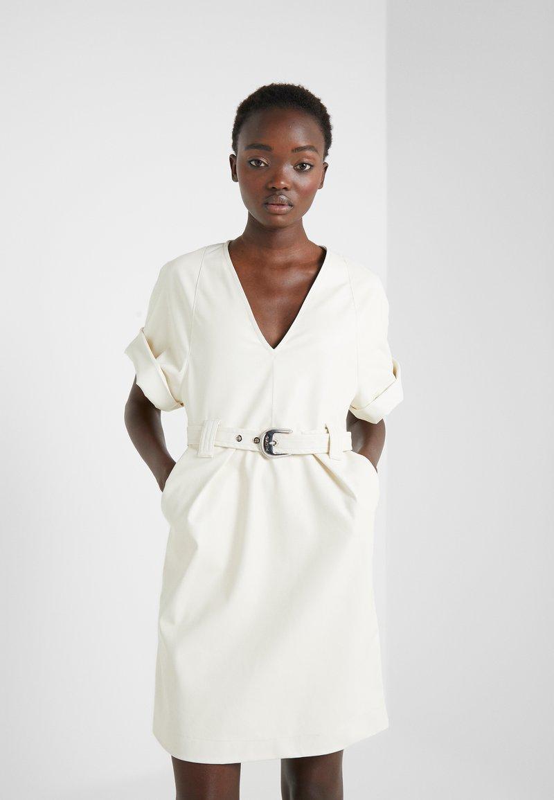 Pinko - ABITO DRESS - Day dress - white