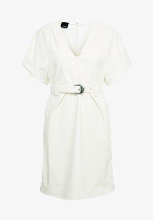 ABITO DRESS - Day dress - white
