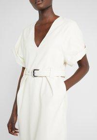 Pinko - ABITO DRESS - Day dress - white - 5