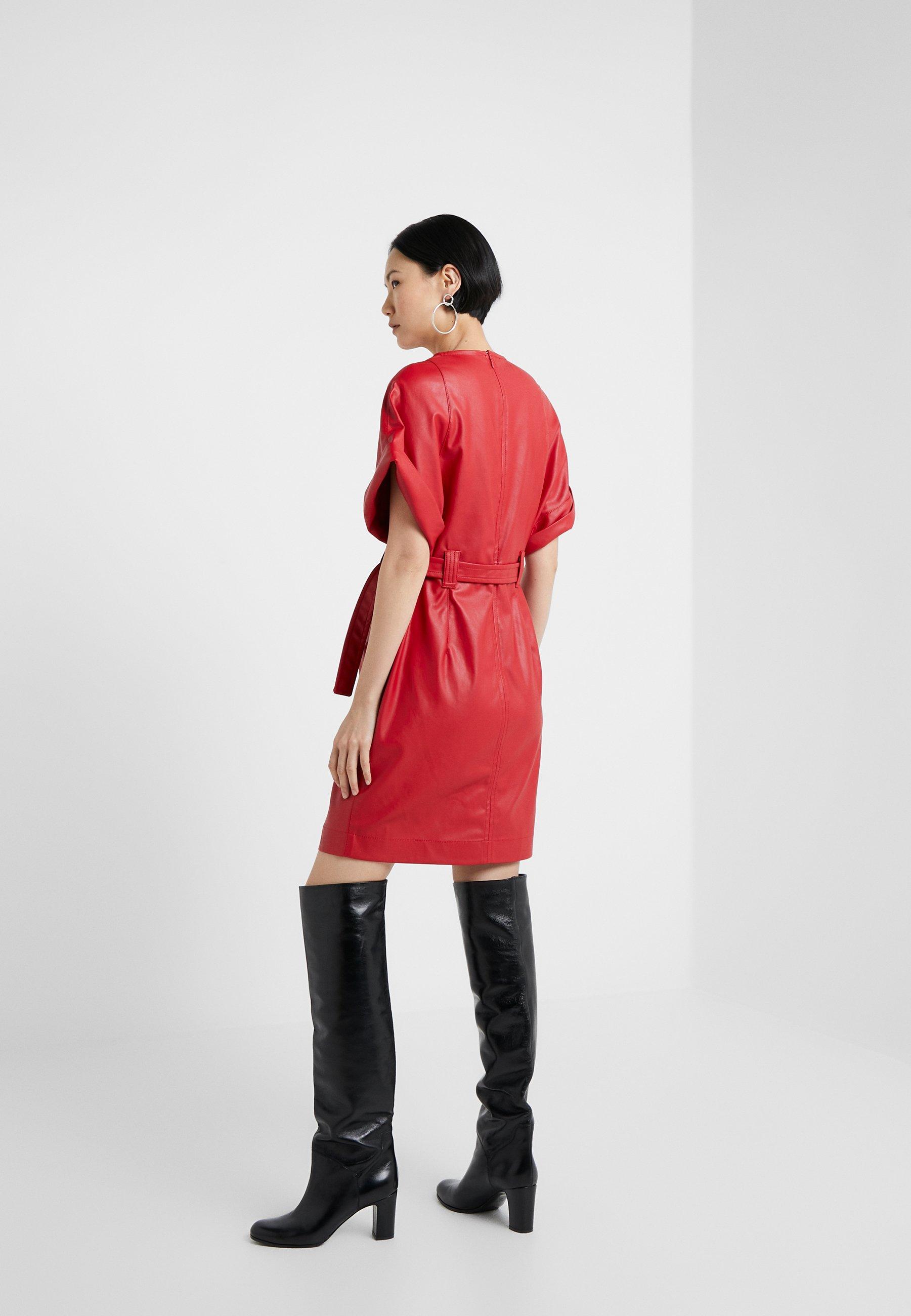 Pinko Vestito estivo - rosso red