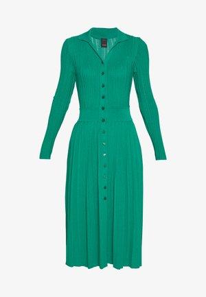 KYLIE ABITO - Pletené šaty - green