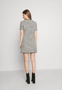 Pinko - DAISY ABITO - Day dress - black/white - 3