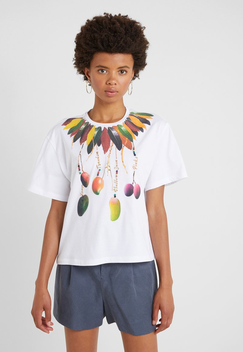 Pinko - DURIAN  - T-Shirt print - white