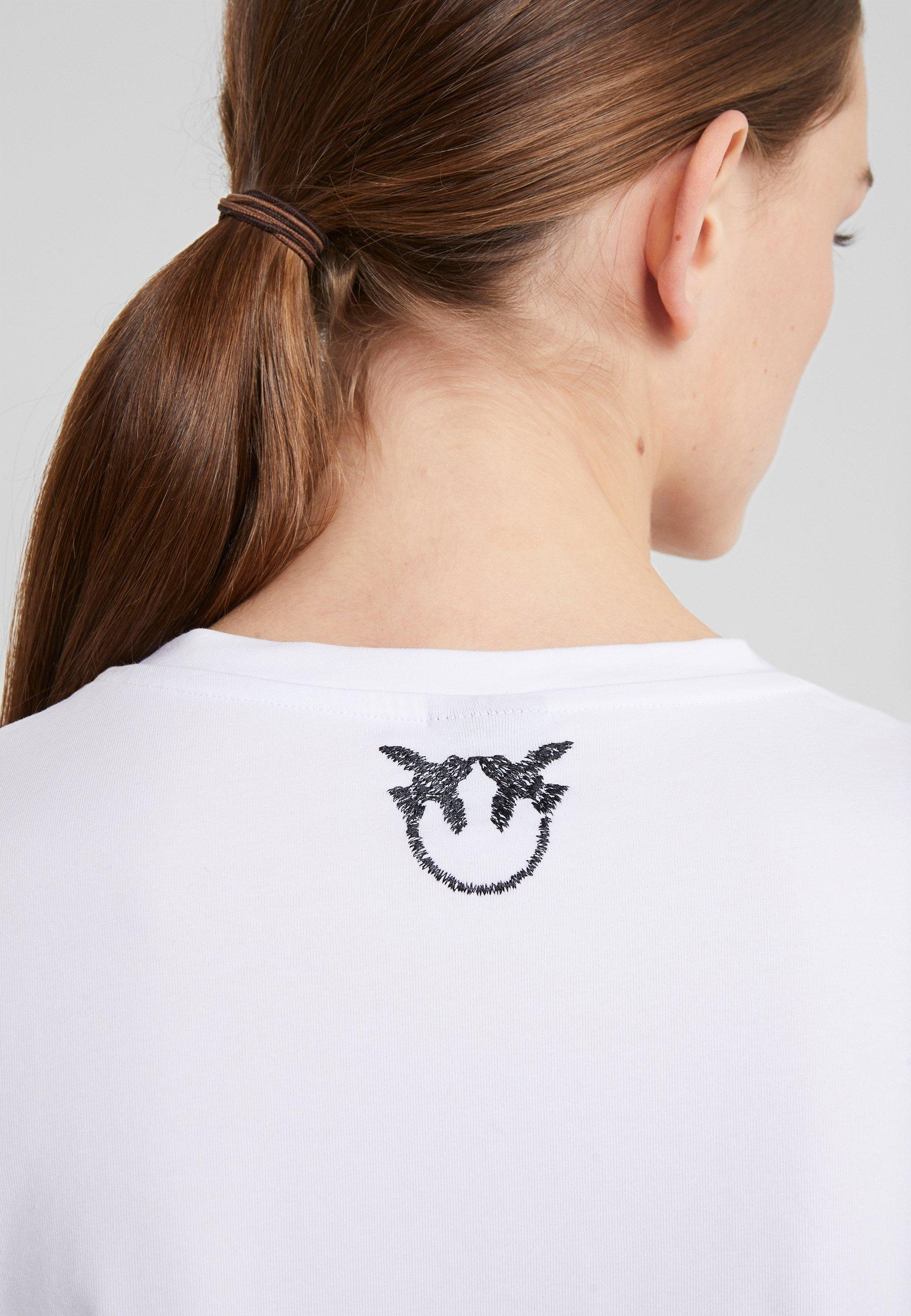 Pinko Pimpi - T-shirt Med Print White