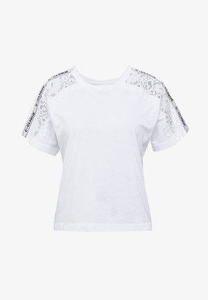 QUERCIA - T-shirts med print - white