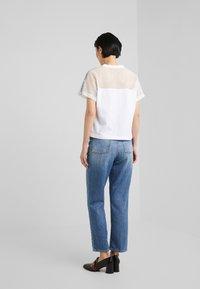 Pinko - QUERCIA - Print T-shirt - white - 2