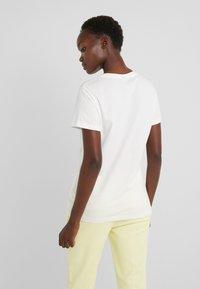 Pinko - SCONES - T-shirts med print - bianco - 2