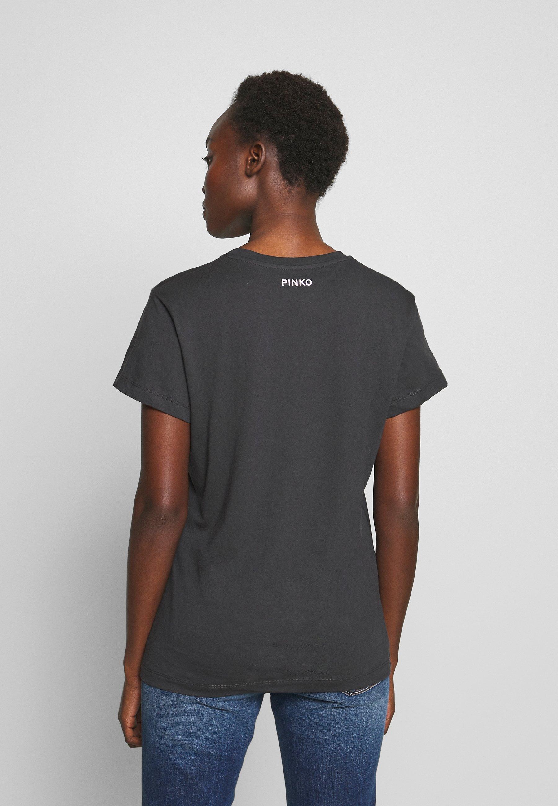 Pinko GILROY - T-shirts med print - black