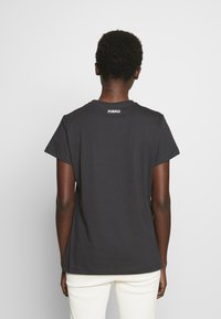 Pinko - GINGER ALE - T-shirt med print - black - 2