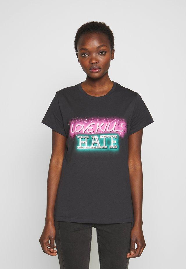 ANGOSTURA - T-shirts med print - black