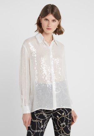 ALTA MAREA CAMICIA FULL  - Button-down blouse - white