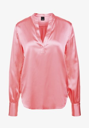 PETRALI BLUSA STRETCH - Blouse - rosa corallo calipso