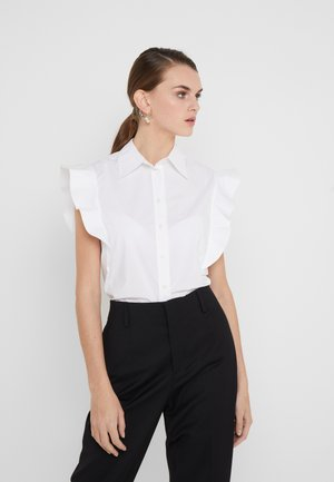 NAKOMA CAMICIA - Button-down blouse - white
