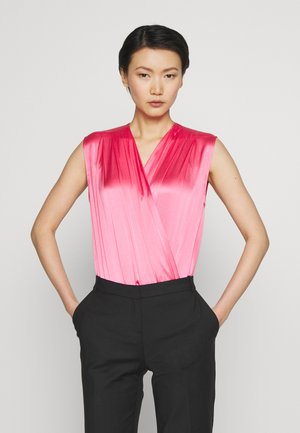 INES BODY - Blouse - pink