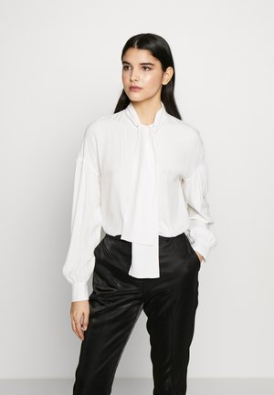 IRISH BLUSA - Button-down blouse - white