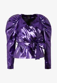 Pinko - APOTHEKE BLOUSE - Blouse - purple - 5