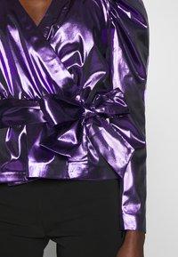 Pinko - APOTHEKE BLOUSE - Blouse - purple - 7