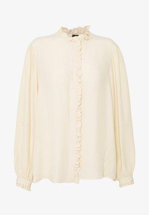 KENDRA  - Skjorte - beige