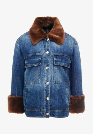 EMMA GIACCA - Denim jacket - blue