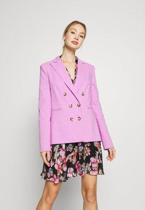 SINBAD GIACCA TELA - Blazer - pink