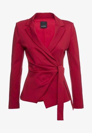 CACIOPEPE PUNTO - Blazer - rosso persiano