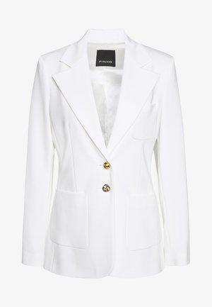 ALINE GIACCA - Short coat - white