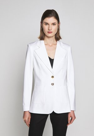 ALINE GIACCA - Short coat - white