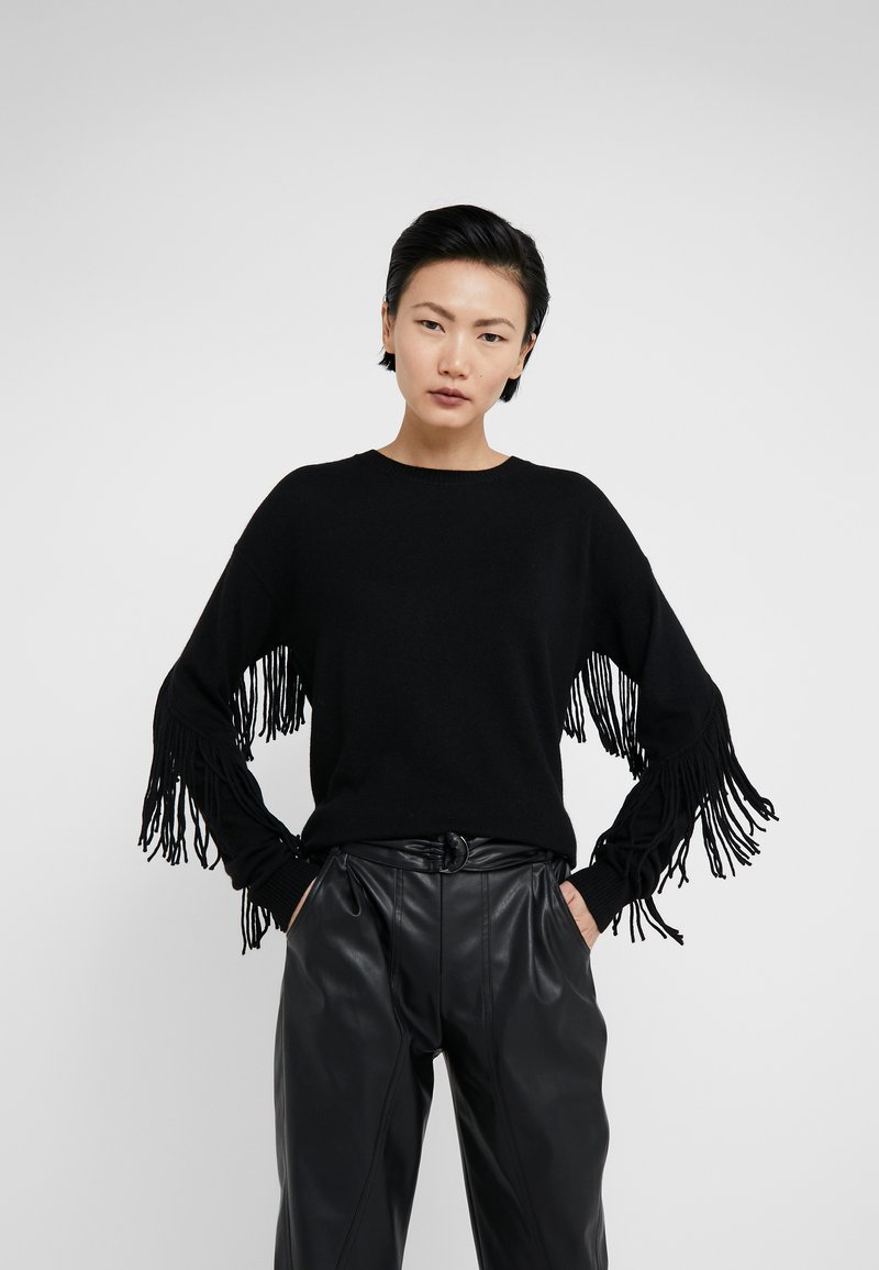 Pinko - KAHLUA MAGLIA - Sweter - black