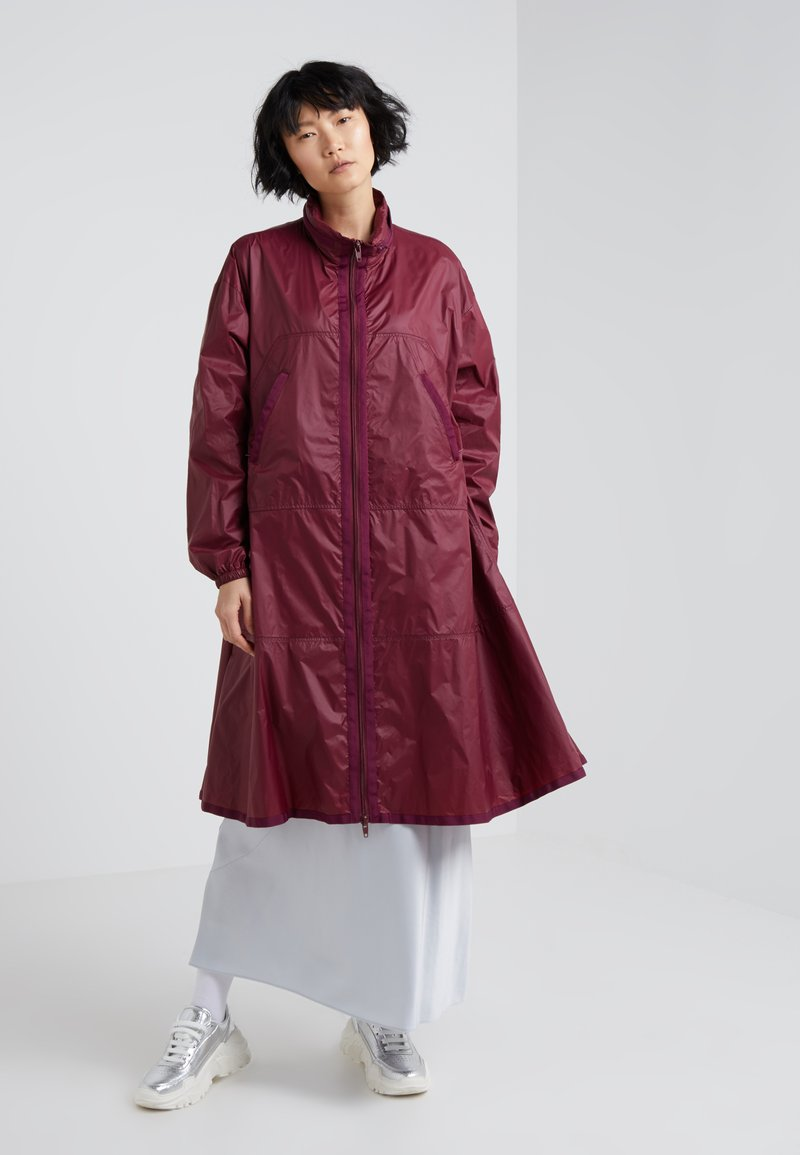 Pinko - VEDERE RAINCOAT - Cappotto classico - purple