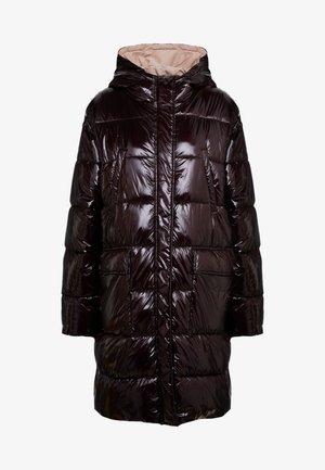 TRAVOLGERE - Winter coat - bordeaux