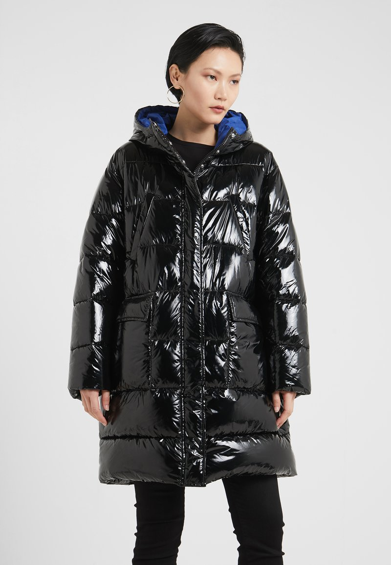 Pinko - TRAVOLGERE - Winter coat - black
