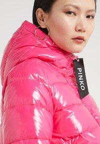 Pinko - TRADURRE  - Vinterjakke - pink - 4