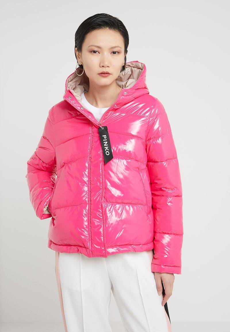 Pinko - TRADURRE  - Zimní bunda - pink
