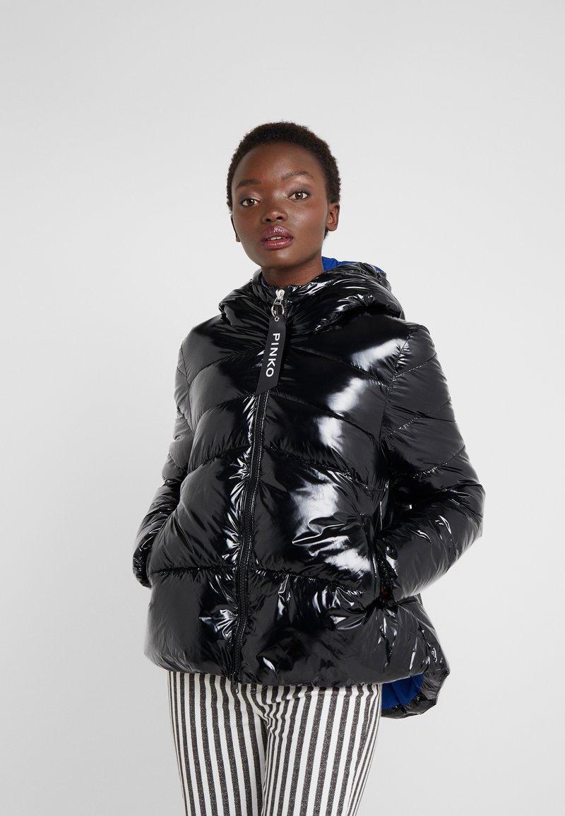 Pinko - TRADURRE  - Winter jacket - black