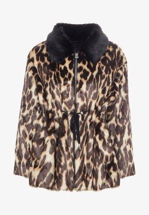 TANGERE SIMILP - Zimní bunda - marone/beige