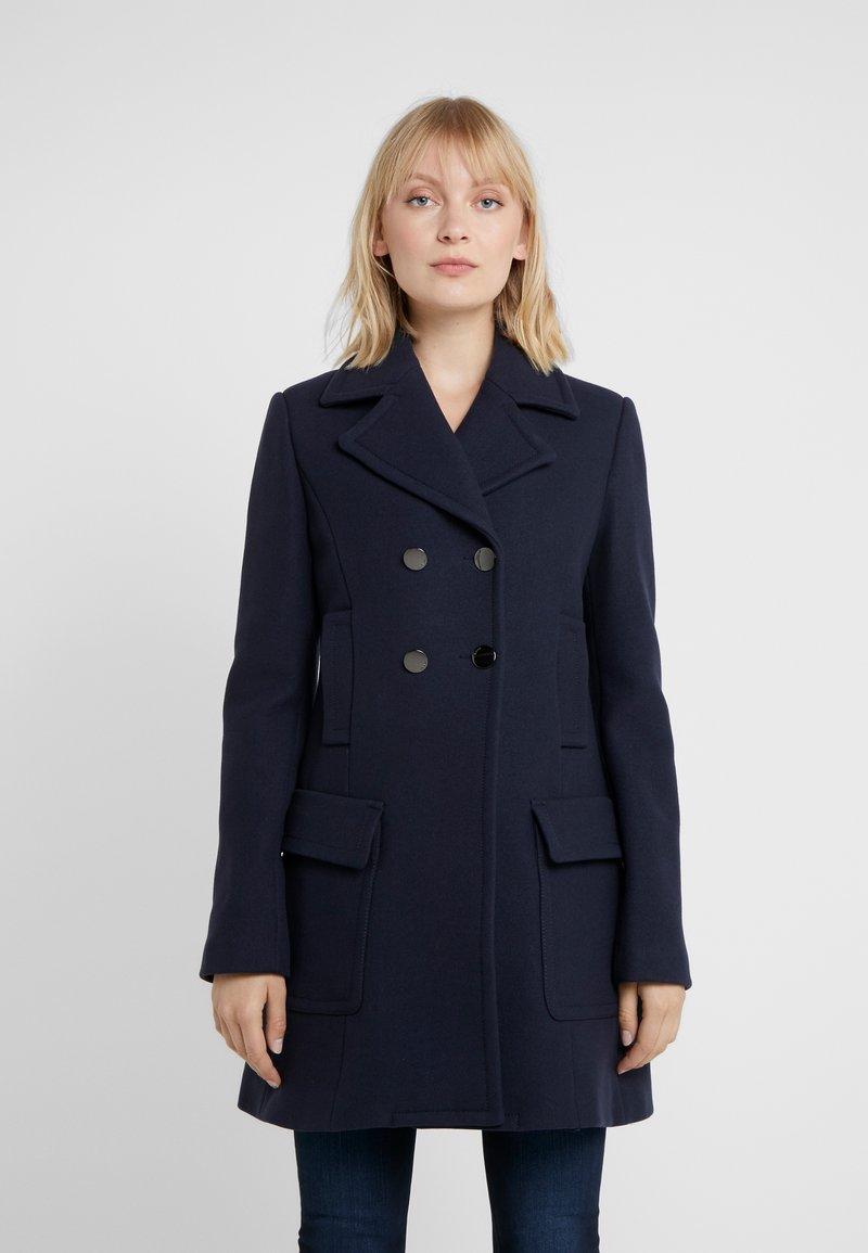 Pinko - SCHIUDERE CAPPOTTO - Cappotto corto - blue