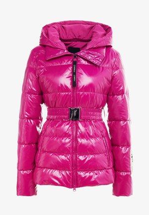WAITING GLOSSY - Zimní bunda - purple