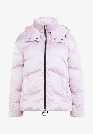 CONFORTO PIUMINO RASO TECNICO - Winter jacket - purple