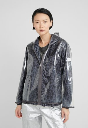 NANDINA RAINCOAT STAMPA - Summer jacket - greigio