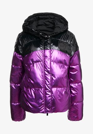 PUNCH PIUMINO - Winterjas - purple