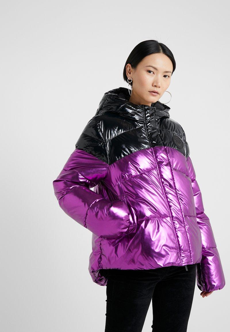 Pinko - PUNCH PIUMINO - Chaqueta de invierno - purple